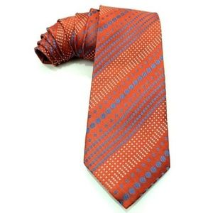 Venturi Uomo Tie and Handkerchief Necktie Silk